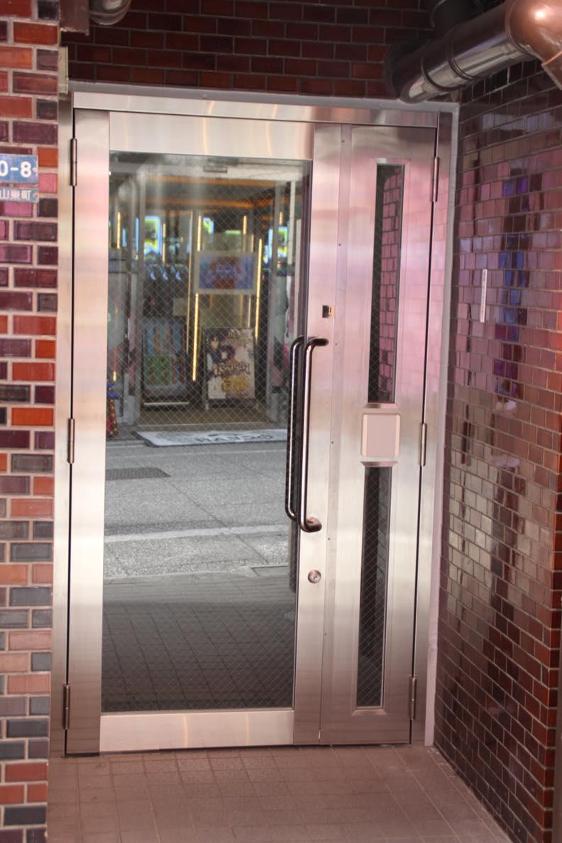ステンレスフロントカバー工法|東京都板橋区某マンション