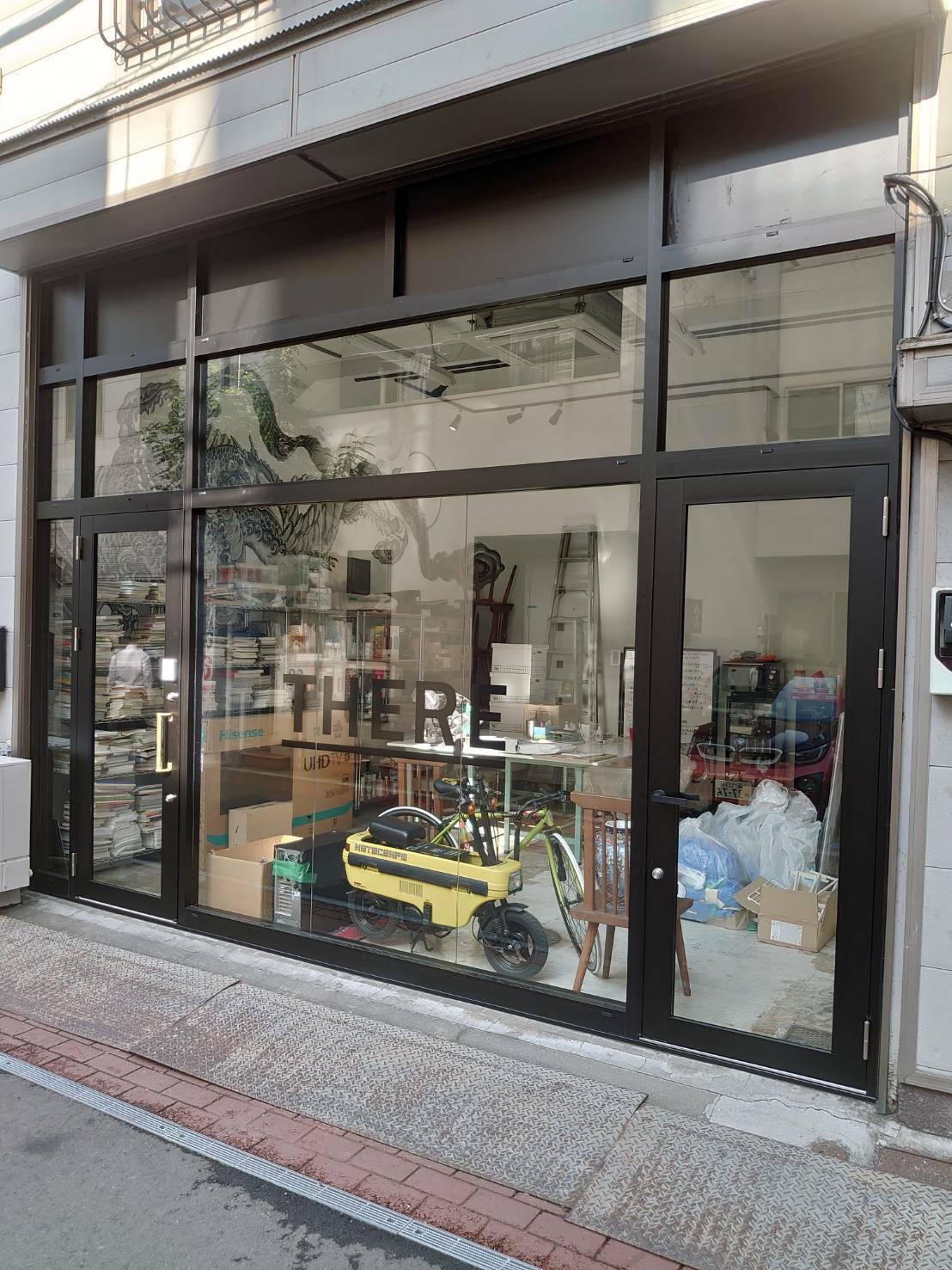 アルミフロント カバー工法|東京都港区芝某事務所様
